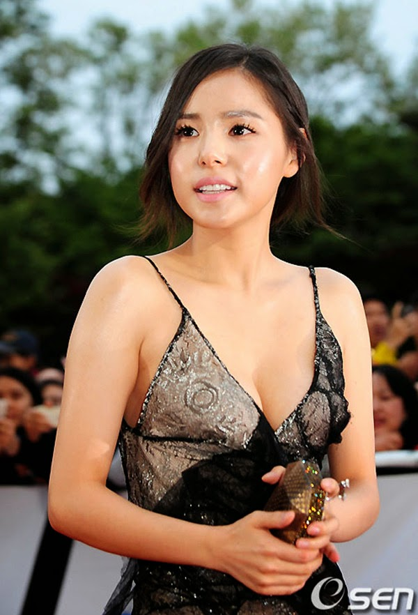 Min Hyo Rin (민효린) - (1) - 47th Baeksang Arts Awards (BAA 2011) on 26 May 2011
