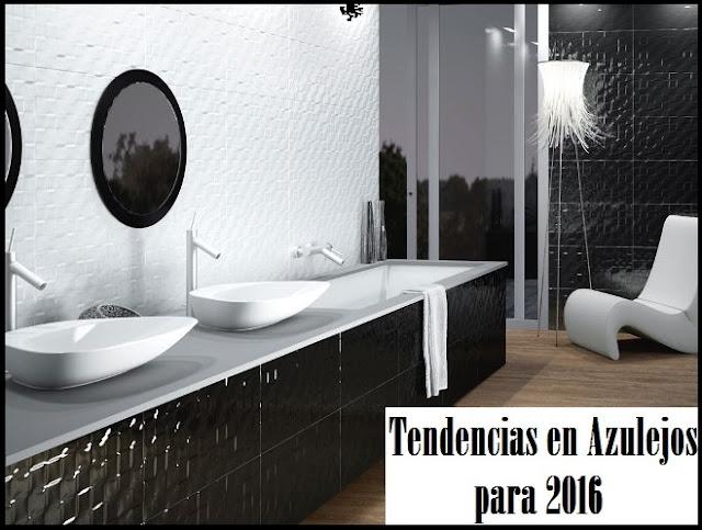 tendencias de azulejos para 2016