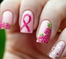 CANCER nail art trend