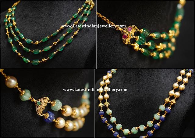 Unisex Beads Jewellery