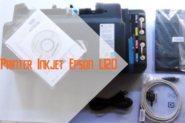 Spesifikasi Printer Epson L120 dan Harga Terbaru