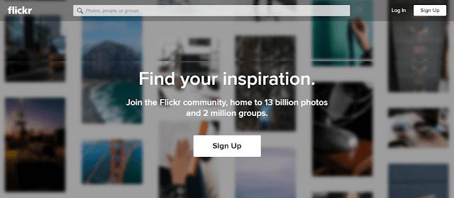 Flickr youtube alternative