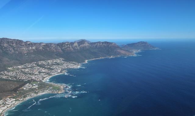 Los 12 hermanos de Ciudad del Cabo