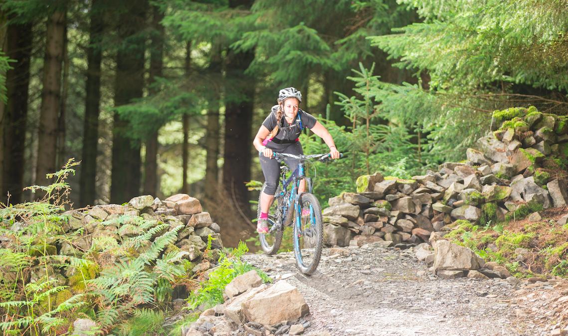 FitBits | Mountain biking at Bike Park Wales - Tess Agnew