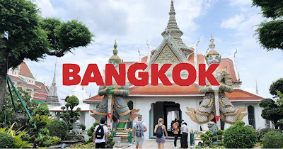 BANGKOK TRAVEL GUIDES