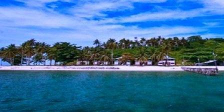 Pantai Lanaga kabupaten aceh barat
