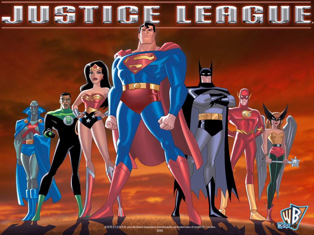Ver Liga de la justicia Online