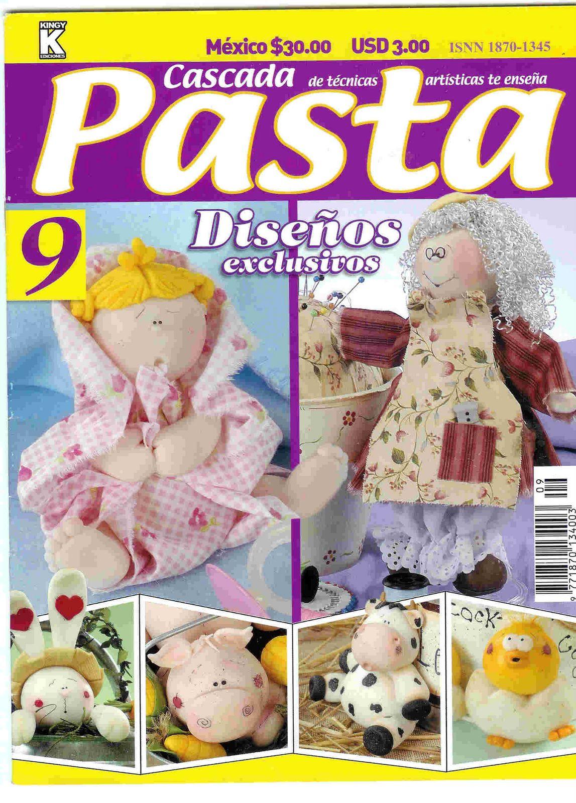 Cascada Pasta Nro. 09