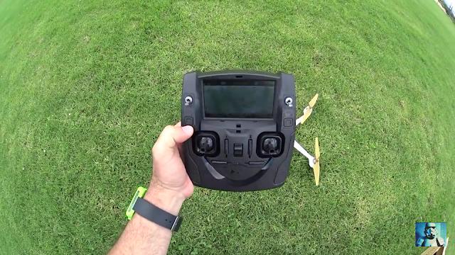 Review Hubsan H501S X4 Drone Mini Bisa Terbang Tinggi