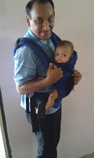 Bobita Baby Carrier