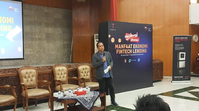 Tomi Aryanto (Direktur Tempo.Co)