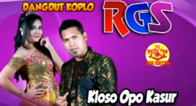 KLOSO OPO KASUR - Brodin feat Dian Marshanda Koplo RGS Update