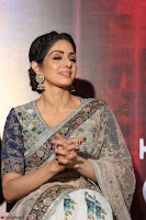 Sri Devi in designer saree stunning beauty at the launch of MOM movie Trailer~  Exclusive 111.JPG
