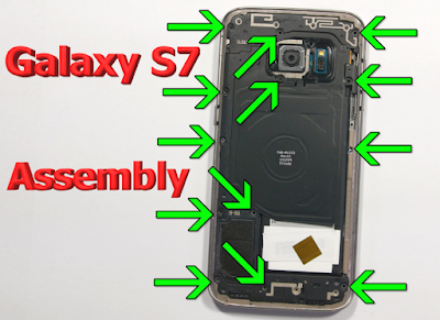 Samsung Galaxy S7 Glass Replacement Guide and Tutorial