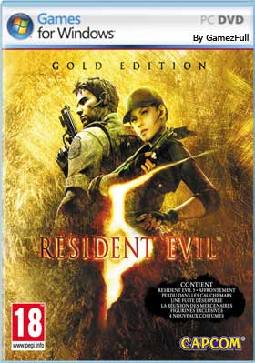 Resident Evil 5 Gold Edition PC [Full] Español [MEGA]
