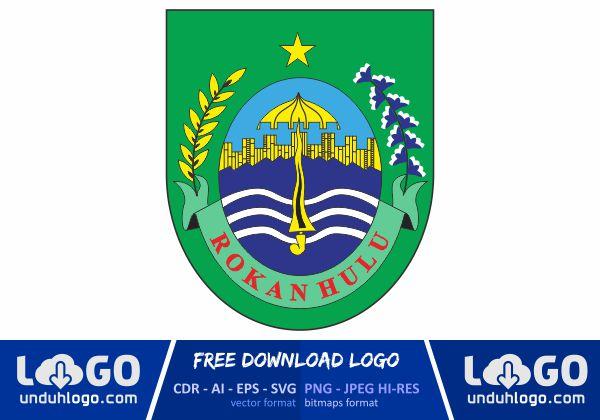 Logo Kabupaten Rokan Hulu