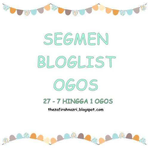 segmen : bloglist ogos