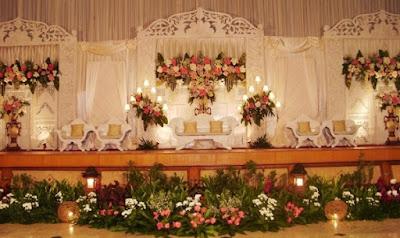 Dekorasi Pernikahan Muslimah Terbaik