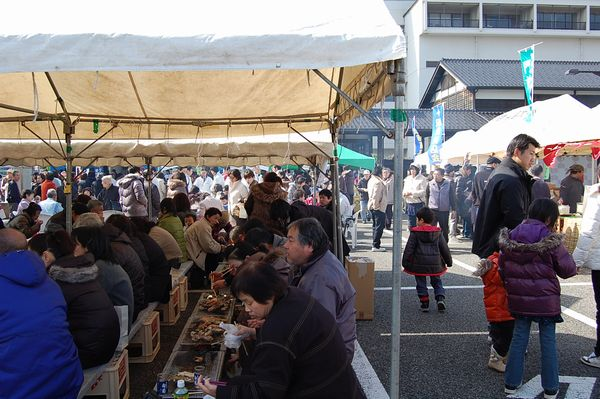 Wajima Wind Winter Festival, Wajima City, Ishikawa Pref.