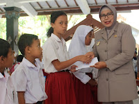 Anak Asuh Sleman Digelontor Beasiswa Rp33,720 Juta