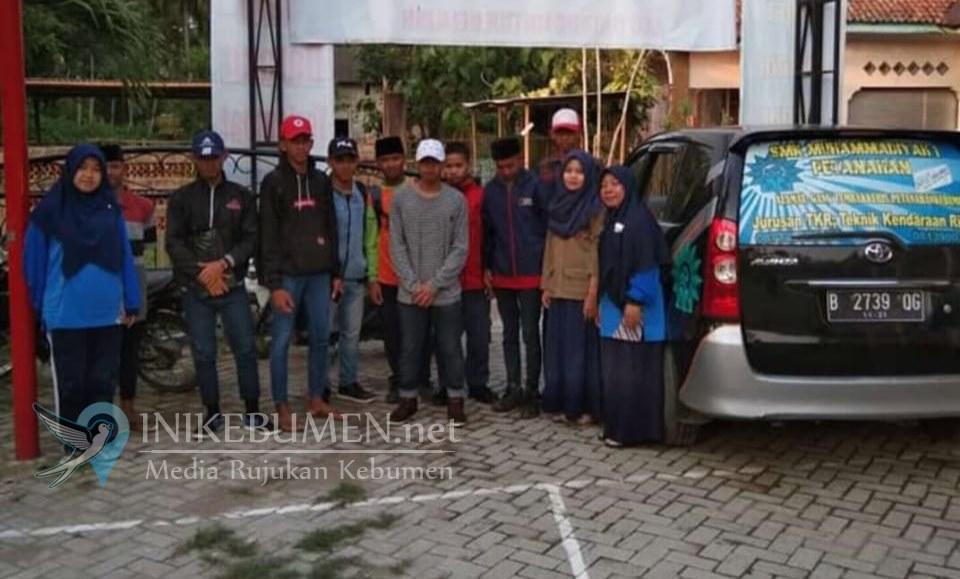 SMK Muhammadiyah 1 Petanahan Kirim Siswanya PKL ke Jakarta