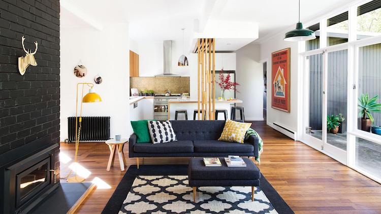 casa sostenible chic style