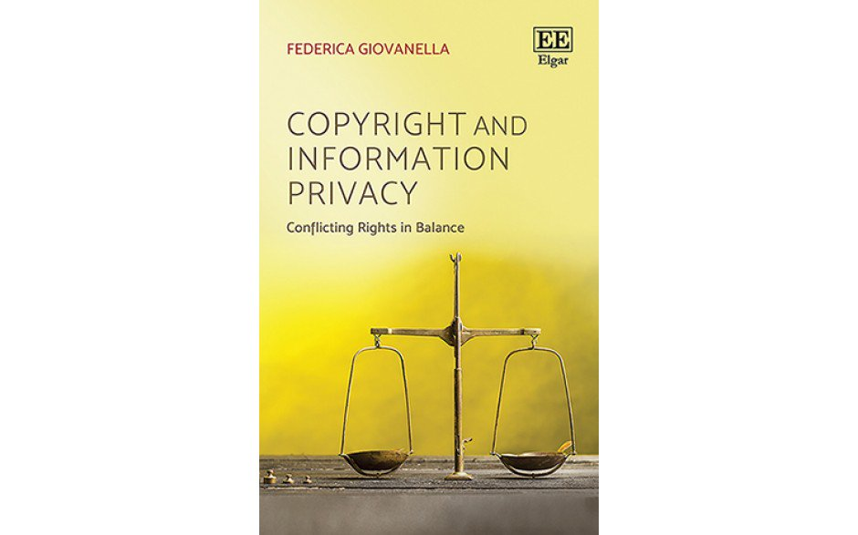 The Ipkat Book Review Copyright And Information Privacy
