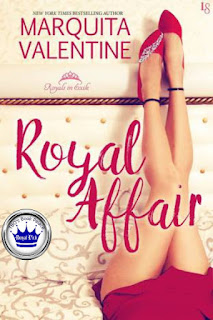 romance novel covers, contemporary romance, Royal Picks, Royal Affair by Marquita Valentine