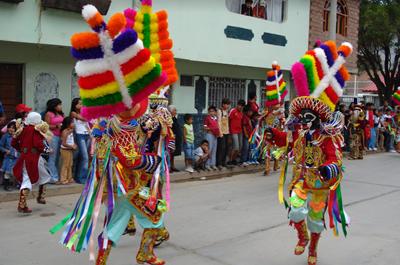 Danza de los Negritos de Huánuco