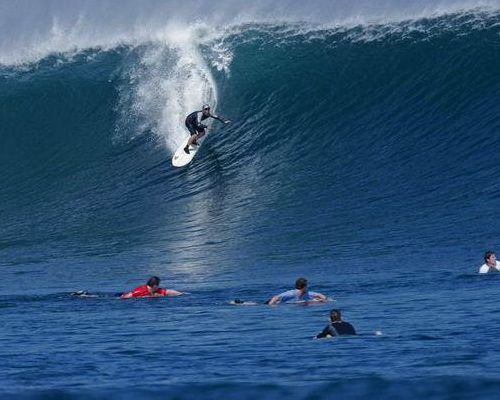 Tinuku Travel G-Land Plengkung beach Banyuwangi powerful waves surfing paradise in Alas Purwo National Park