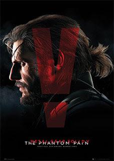Metal Gear Solid V The Phantom Pain Thumb