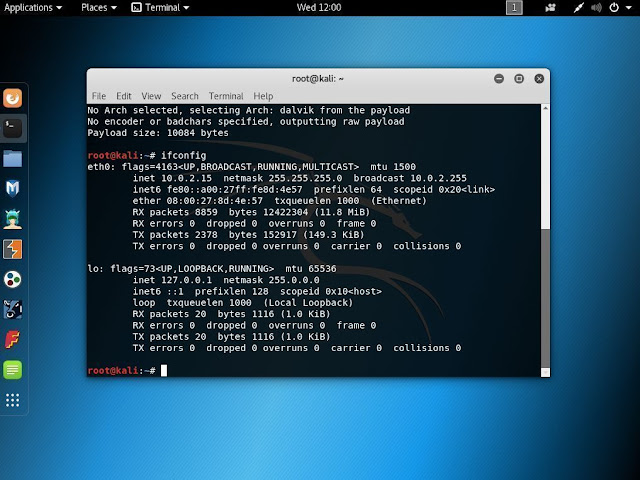 Hack Any Android Using Kali Linux How To Hack A Phone ?