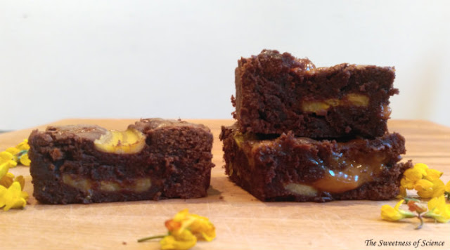 brownie-de-platano