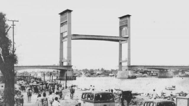 Legenda dan Sejarah Asal Mula Nama Palembang