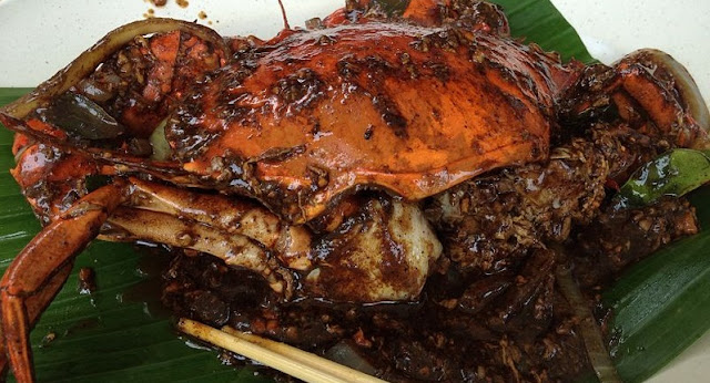 Best Black Pepper Crab Singapore Recipe