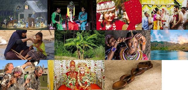 Dünyanın Her Yerinden 11 Ülkenin Sıradışı Düğün Gelenekleri
