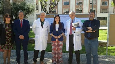 El Hospital General de València recibirá cinco millones de euros de la Fundación Amancio Ortega para equipamiento oncológico