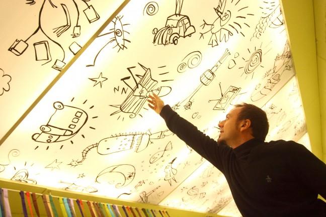 Inauguracion 2 de abril en La Noche de los Museos