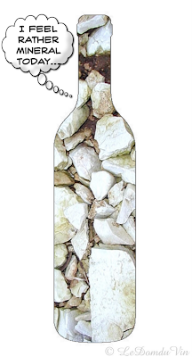 Minerality Expression in a bottle © LeDomduVin