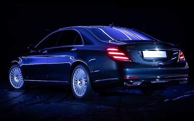 Mercedes-Benz S560 - Brasil