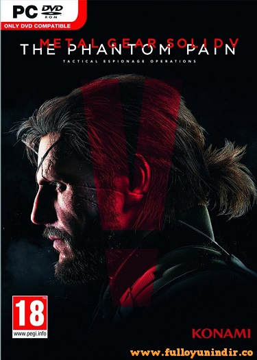 Metal Gear Solid V The Phantom Pain - CPY Tek Link