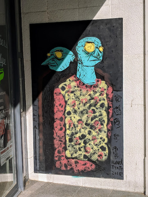 What to do in Mons Belgium in a day: street art