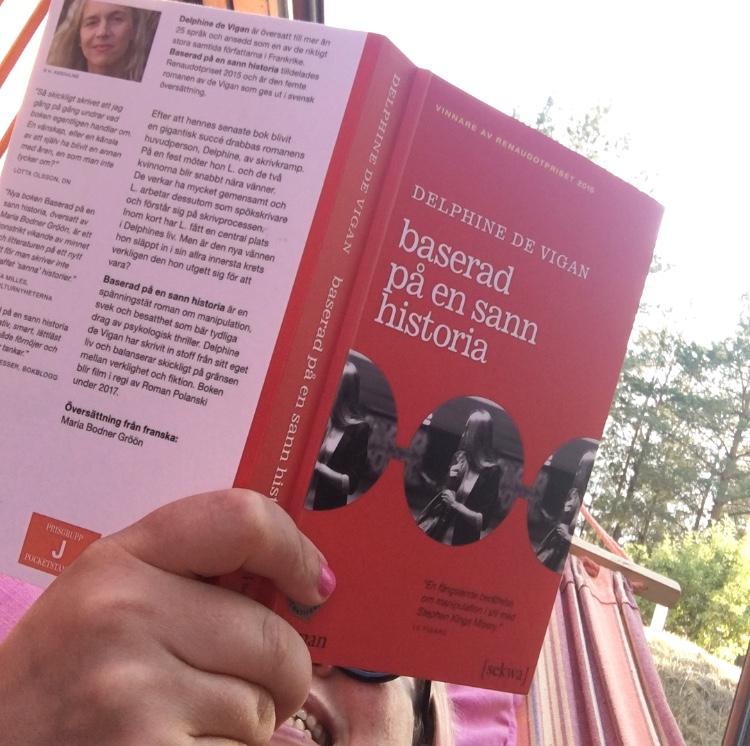En ny bok mellan fiktion och verklighet
