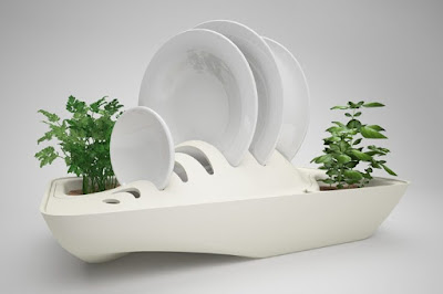 Model rak piring