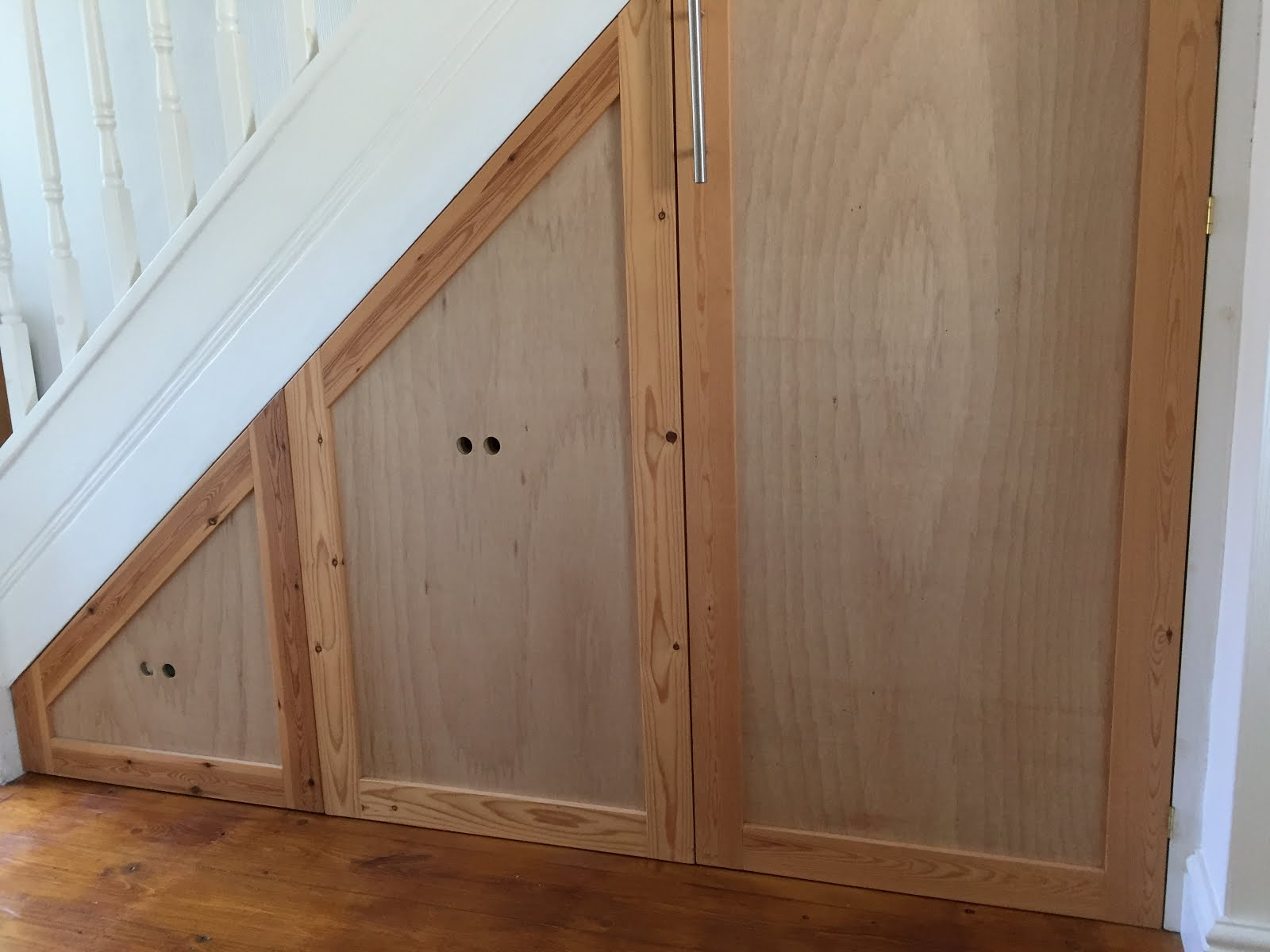 Diy Projects And Stuff Under Stairs Storage