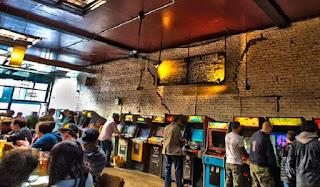 Arcade Bar - Salón recreativo