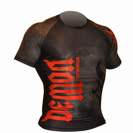 MMA Rash Guard Special Offer