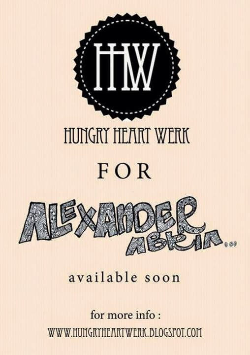 Hungry Heart Werk X Alexander Abria | Hungry Heart Werk