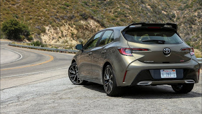 2019 Toyota Corolla Hatchback Review, Specs, Price