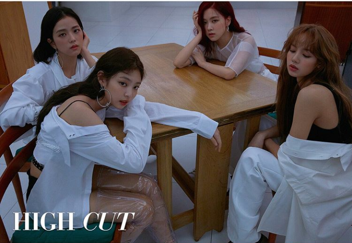 Image result for high cut magazine vol 224 blackpink